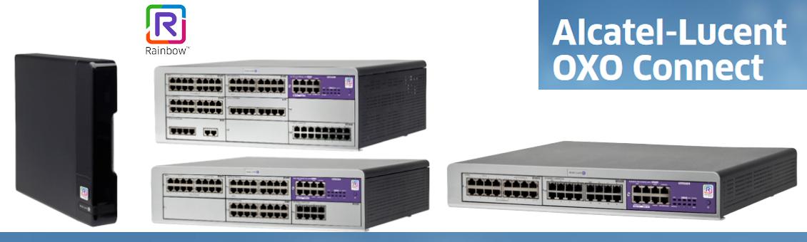 Alcatel OmniPCX Office - OXO Connect