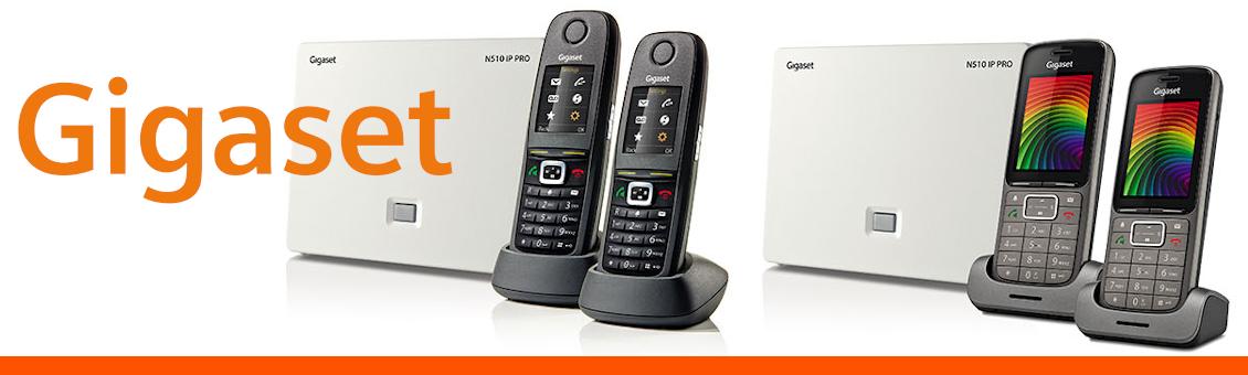 Téléphones DECT Gigaset